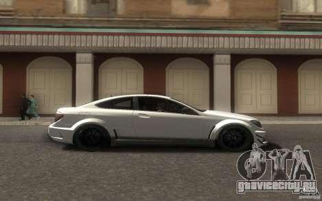 ENB Series by muSHa v1.0 для GTA San Andreas четвёртый скриншот