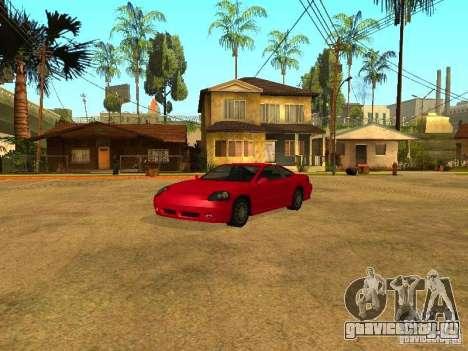 Спаун спортивных автомобилей для GTA San Andreas второй скриншот