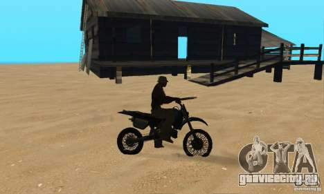 Lost Island для GTA San Andreas шестой скриншот