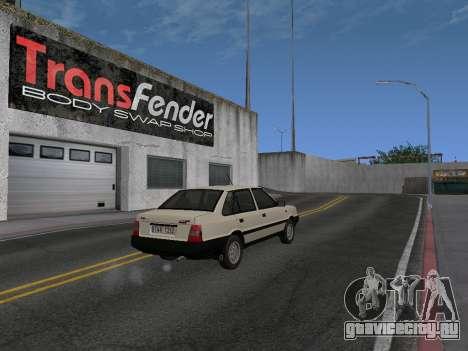 FSO Polonez Atu 1.4 GLI 16v для GTA San Andreas вид слева