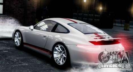 Porsche 911 (991) EPM для GTA 4 вид слева
