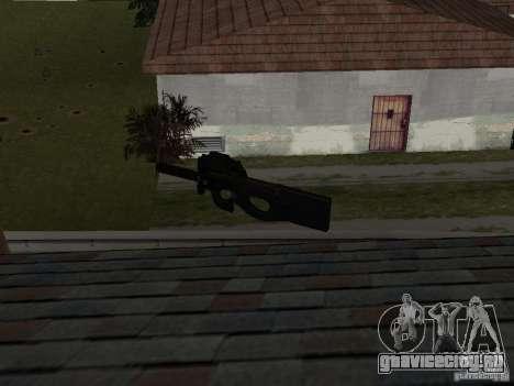 Weapon Pack для GTA San Andreas шестой скриншот