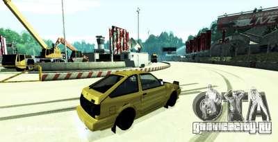 Miytomi для GTA San Andreas третий скриншот