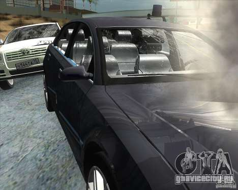 Audi A8L W12 для GTA San Andreas вид сбоку