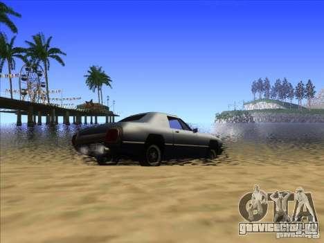 ENBseies v0.075 для слабых компьютеров для GTA San Andreas четвёртый скриншот