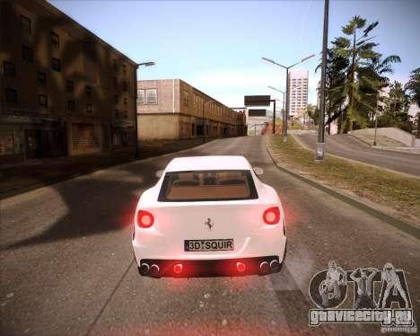 ENBSeries by slavheg для GTA San Andreas пятый скриншот