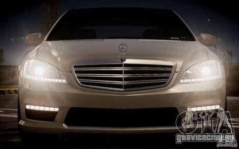 Mercedes-Benz S65 AMG 2012 v2.0 для GTA 4
