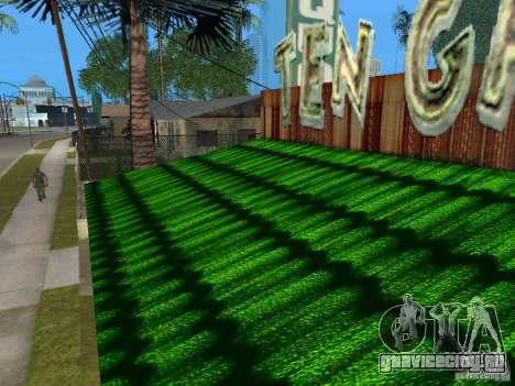 Завод и автоматы Pepsi для GTA San Andreas пятый скриншот