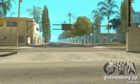 Грув стрит для GTA San Andreas четвёртый скриншот