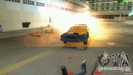 No death mod для GTA Vice City третий скриншот