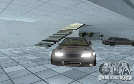 Sentinel из GTA 4 для GTA San Andreas вид справа
