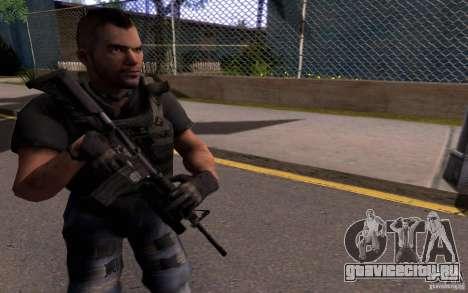 Соуп МакТавиш (Бразилия) для GTA San Andreas