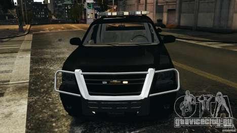 Chevrolet Avalanche 2007 [ELS] для GTA 4 салон