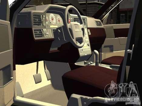 Volvo 850 R 1996 Rims 1 для GTA 4 колёса