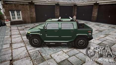 Hummer H2 для GTA 4