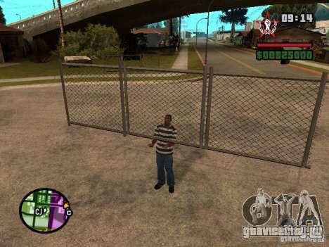 CJ - Клептоман для GTA San Andreas четвёртый скриншот