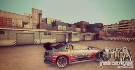 Tokyo Drift map для GTA San Andreas второй скриншот