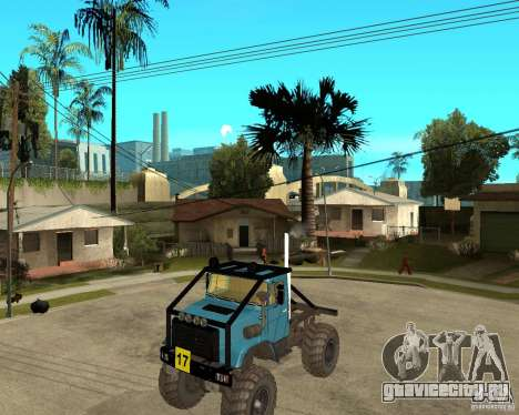 ЗИЛ 4421 РАЛЛИ для GTA San Andreas