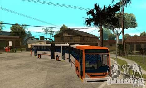 Caio Induscar Millenium II для GTA San Andreas вид сзади