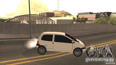 Renault Twingo для GTA San Andreas вид справа