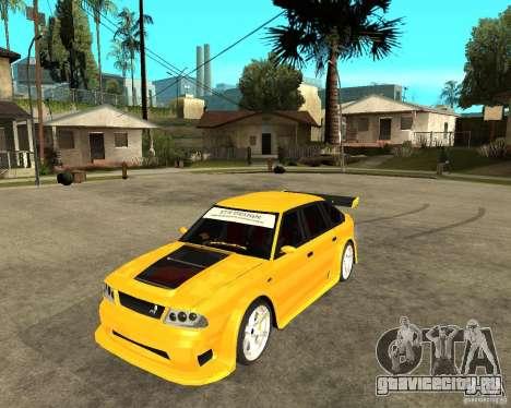 Москвич 2141 STR (HARD TUNING) для GTA San Andreas