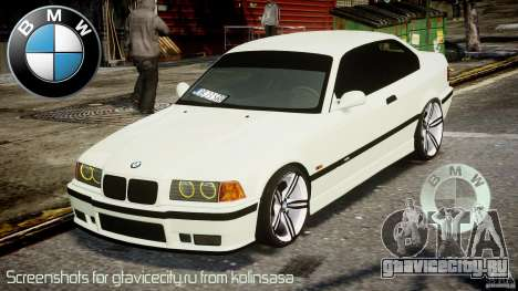 BMW e36 M3 для GTA 4