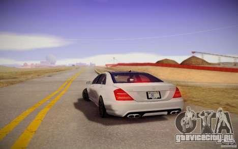 New Graphic by musha для GTA San Andreas