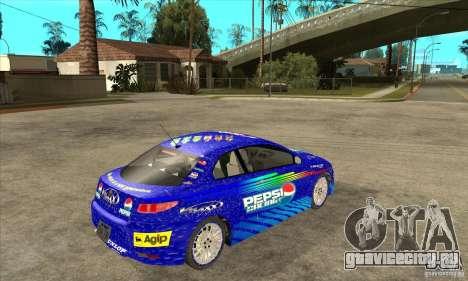 Alfa Romeo GT для GTA San Andreas вид справа