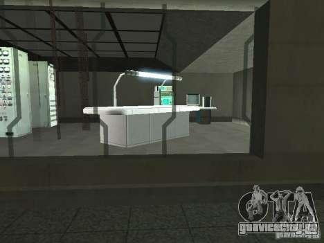 Открытая Зона 69 для GTA San Andreas четвёртый скриншот