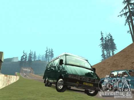 ГАЗ 32213 для GTA San Andreas