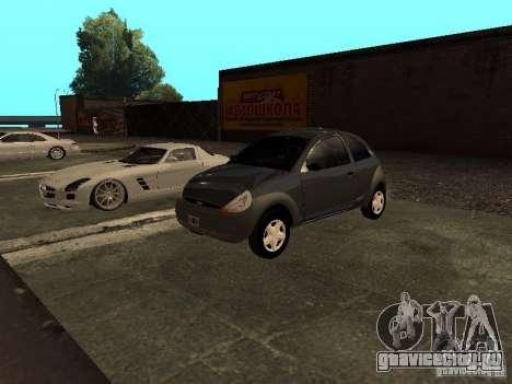 Ford Ka 1998 для GTA San Andreas