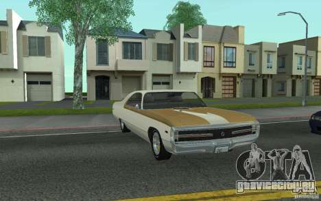 Chrysler 300 Hurst 1970 для GTA San Andreas