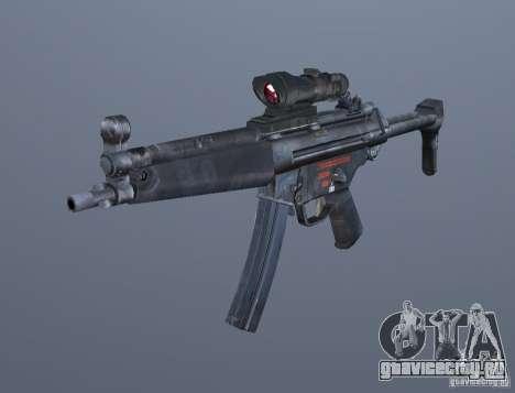 Grims weapon pack2 для GTA San Andreas седьмой скриншот
