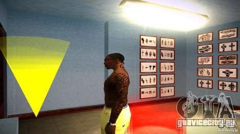 Три новых татуировки для GTA San Andreas четвёртый скриншот