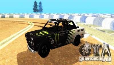 Datsun 510 Monster Energy для GTA San Andreas