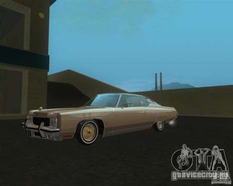 Chevrolet Caprice Classic lowrider для GTA San Andreas