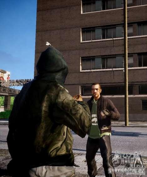 Bad Niko для GTA 4 шестой скриншот