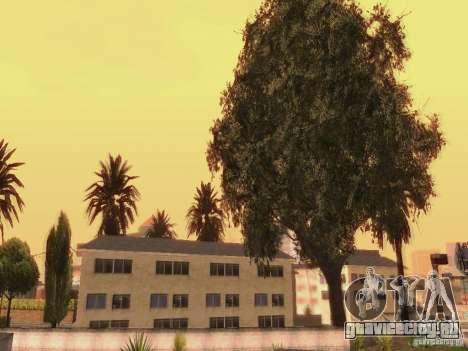 New trees HD для GTA San Andreas шестой скриншот