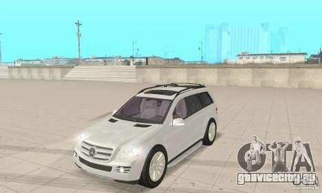 Mercedes-Benz GL450 для GTA San Andreas