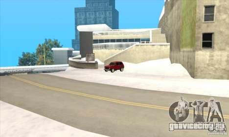 Полёт в Либерти Сити для GTA San Andreas четвёртый скриншот