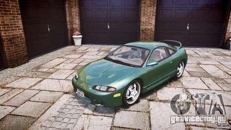 Mitsubishi Eclipse 1998 для GTA 4