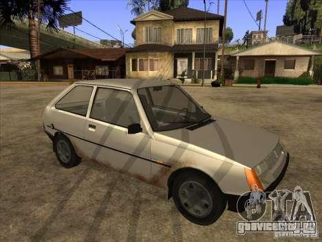 ЗАЗ 1102 Таврия для GTA San Andreas