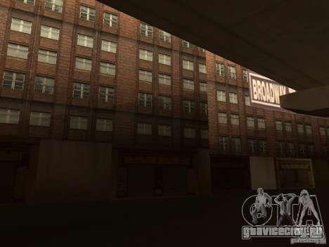 Новые текстуры центра Лос-Сантоса для GTA San Andreas четвёртый скриншот