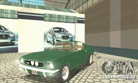 Ford Mustang Fastback 1967 для GTA San Andreas