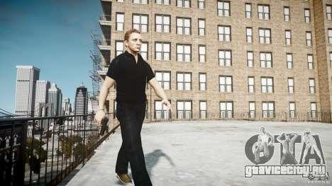 Скин Джеймса Бонда для GTA 4 второй скриншот