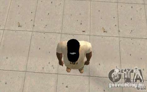 Кепка nfsu2 для GTA San Andreas третий скриншот