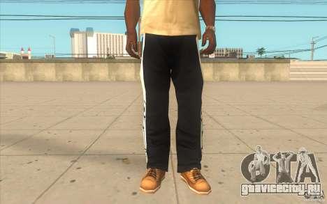 Reebok Sporthose для GTA San Andreas