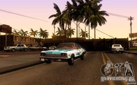 Dodge Monaco для GTA San Andreas вид справа