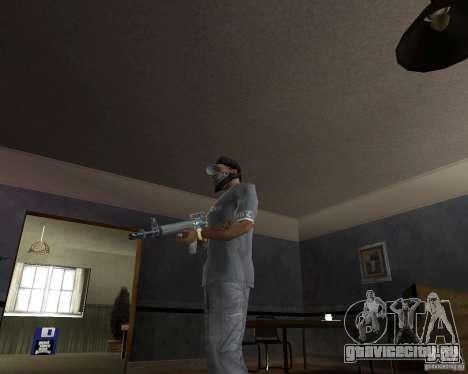 М16 проработанная для GTA San Andreas второй скриншот