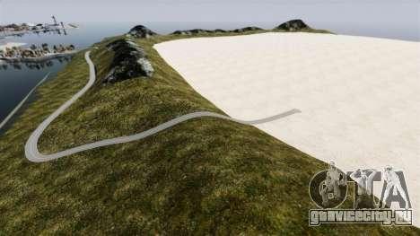 Соляная равнина для GTA 4 третий скриншот